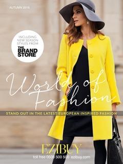 World of Fashion Autumn