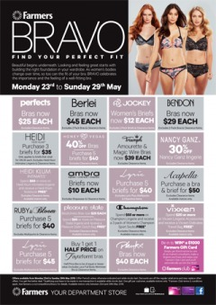 Bravo - Find Your Perfect Fit