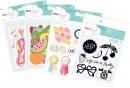 Dear-Lizzy-Happy-Place-Die-Cuts-Ephemera-Brads-Clear-Stamps on sale