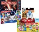 30-Off-Disney-Frozen-Operation-Star-Wars-Monopoly-R2D2-Bop-It-Games on sale