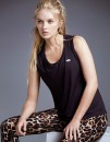 Running-Bare-Womens-Studio-Workout-Muscle-Tank on sale