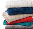 Thermosoft-Flannel-Fleece-Queen-Comforters on sale