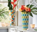 Retro-Mosaic-Ceramic-Vases on sale