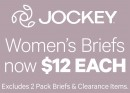 Jockey-Womens-Briefs-now-12-Each on sale