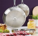 Simon-Gault-Stainless-Steel-Frypans on sale