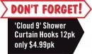 Cloud-9-Shower-Curtain-Hooks-12-Pack on sale