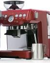 Breville-Barista-Express-Coffee-Machine-Red on sale