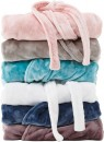 Essential-Collection-Flannel-Fleece-Bathrobes on sale