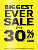 Biggest-Ever-Online-Sale