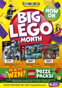 Big LEGO Month