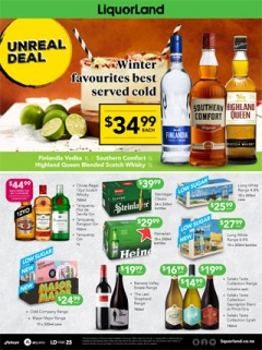 Winter Favourites Best Served Cold