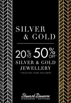 Silver & Gold Sale