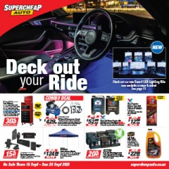 Deck Out Your Ride