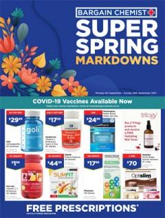 Super Spring Markdowns