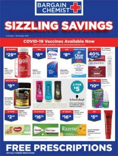 Sizzling Savings