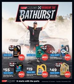 Bringin' The Bathurst