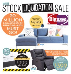 Stock Liquidation Sale