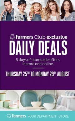 5 Day Deals