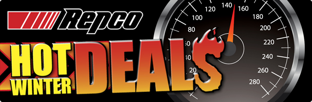 Repco Hot Winter Deals