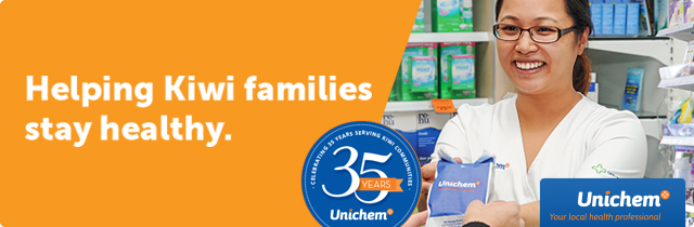 Unichem Helping Kiwi Families Stay Healthy