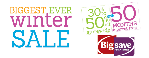 Big Save Biggest Ever Winter Sale