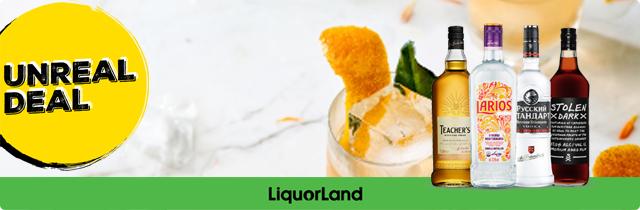 Ways to Shop with Us - Liquorland