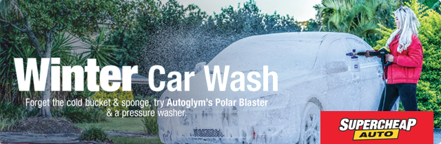 Winter Car Wash - Supercheap