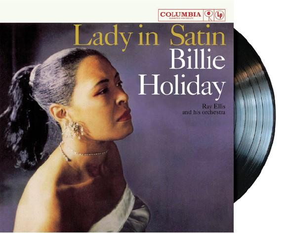 Billie Holiday: Lady in Satin (1958) Vinyl