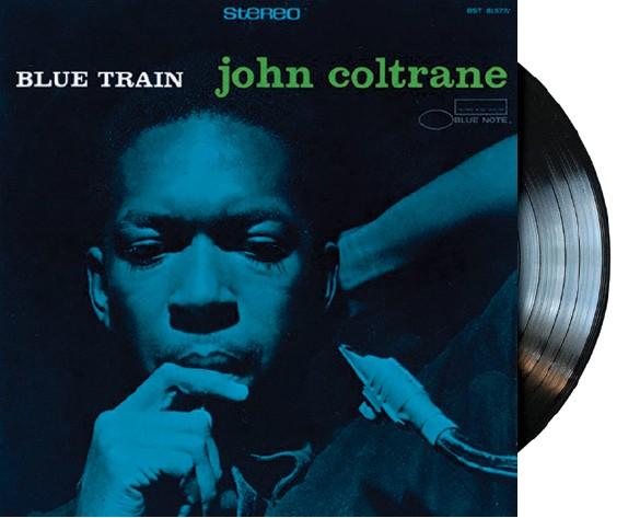 John Coltrane: Blue Train (1958) Vinyl