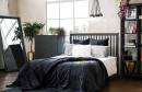 Maine-Queen-Bed-Charcoal Sale