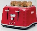 Half-Price-Delonghi-Brillante-4-Slice-Toaster-CTJ4003R Sale
