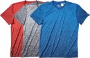 adidas-Mens-Prime-Gradient-Tshirt-Red on sale