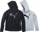 NEW-Puma-Womens-Evolution-Cover-Up-Hoodys on sale