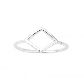 Geometric-Ring-in-Sterling-Silver on sale