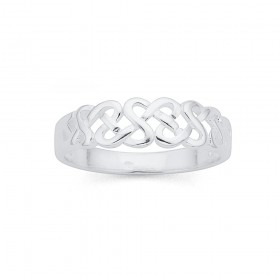 Celtic-Plait-Ring-in-Sterling-Silver on sale