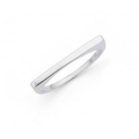 Slim-Bar-Ring-in-Sterling-Silver on sale