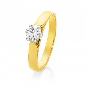 18ct-Diamond-Solitaire-50ct-Ring on sale