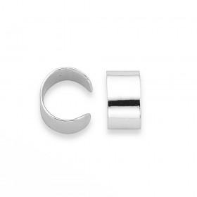 Sterling-Silver-Cuff-Earrings on sale