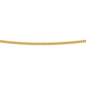 9ct-45cm-Fine-Curb-Chain on sale