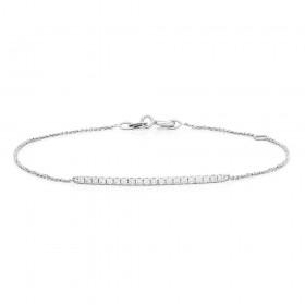 9ct-White-Gold-Diamond-Bracelet-TDW20ct on sale