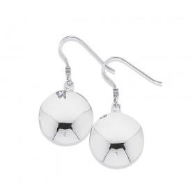 Sterling-Silver-Hook-Earrings on sale