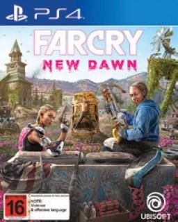 PS4-Far-Cry-New-Dawn on sale