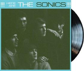 The-Sonics-Here-Are-the-Sonics-1965-Vinyl on sale