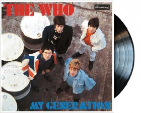 The-Who-My-Generation-1965-Vinyl on sale