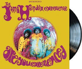 Jimi-Hendrix-Experience-Are-You-Experienced-1967-Vinyl on sale