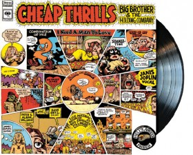 Big-Brother-and-the-Holding-Company-Cheap-Thrills-1968-Vinyl on sale