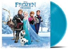 Disneys-Frozen-The-Songs-Vinyl on sale