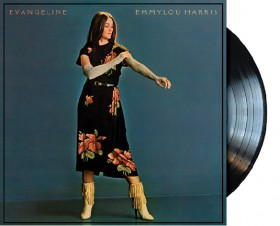 Emmylou-Harris-Evangeline-1981-Vinyl on sale