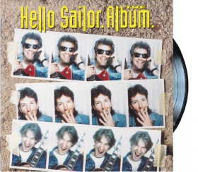 Hello-Sailor-The-Album-1994-Vinyl on sale