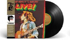 Bob-Marley-The-Wailers-Live-Vinyl on sale